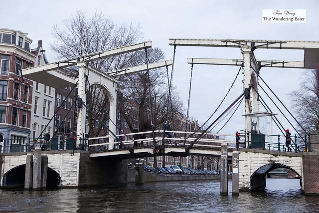 A cool drawbridge