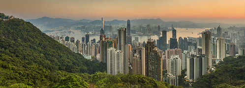 china city travel family friends panorama photoshop sunrise fun hongkong reisen nikon cityscape harbour earlymorning planetearth ptgui bigcitys nikond800