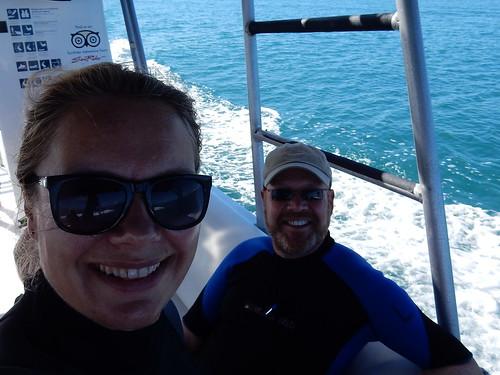 La Paz - snorkelen met whale sharks - 1