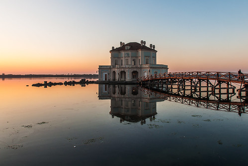 travel sunset italy sun lake water beauty architecture landscape lago reflex nikon tramonto napoli naples architettura beautifull riflesso fusaro