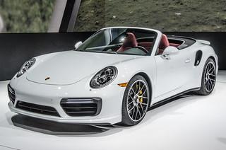Porsche 2016 NAIAS