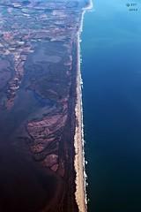 Las Arenitas - Strand, Lagoon and Washover Fans