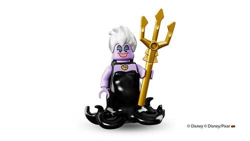 LEGO Collectible Minifigures 71012 - Disney - Ursula