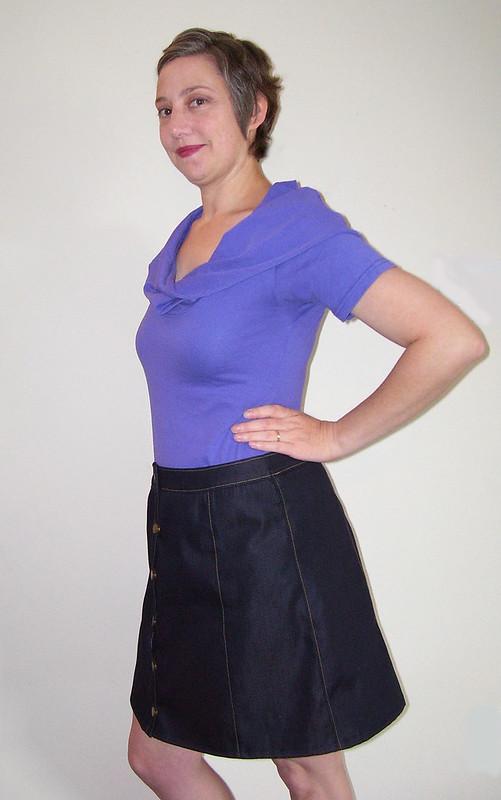 Ally Skirt by mahlicadesigns