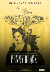 Penny Black Movie Poster