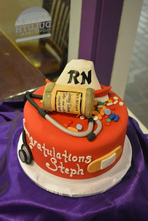 Graduation Cake | by How Sweet It Is Cakes