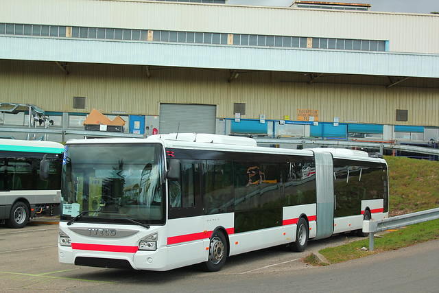 Iveco Bus Annonay - Urbanway 18 Cursor 9 TCL