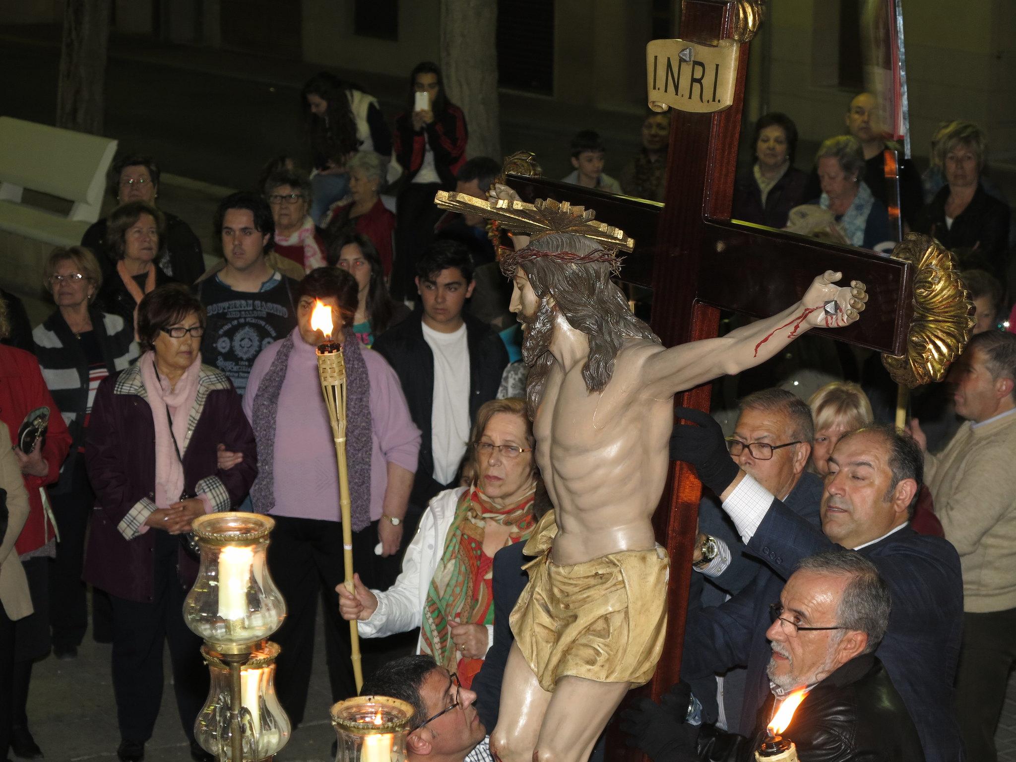 (2014-04-01) - V Vía Crucis nocturno - Antonio José Verdú Navarro (35)