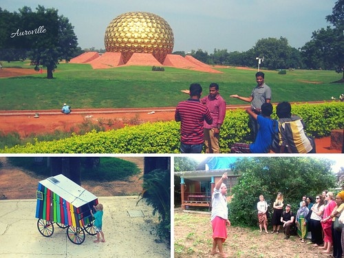 Auroville | by wanderingjatin