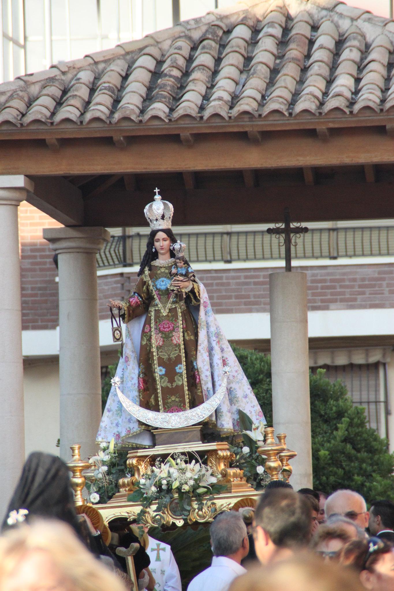 (2015-07-12) - Virgen del Carmen, parroquia La Santa Cruz - Javier Romero Ripoll (150)