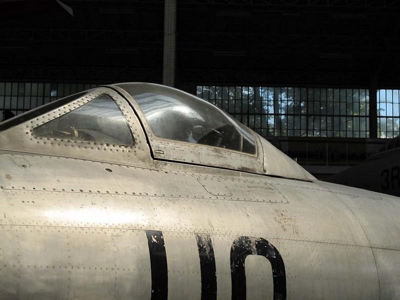 Dassault M.D.450 Ouragan 9