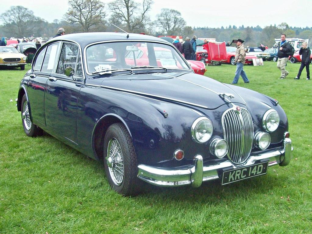 263 Jaguar Mk.II 3.4 (1966) | Jaguar Mk.II 3.4 Litre (1960 ...