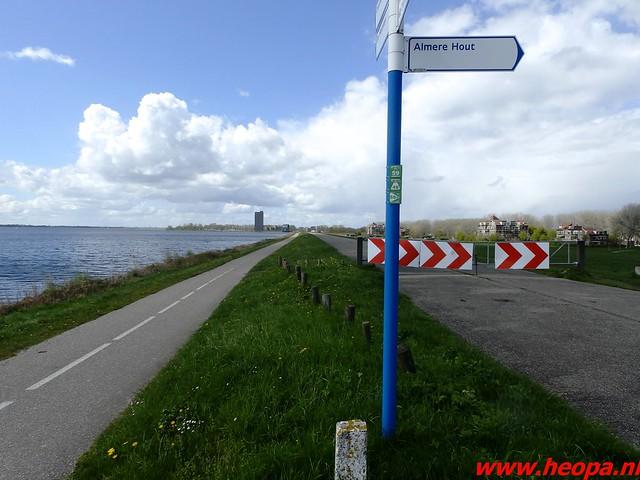 2016-04-23 Almere-Haven        26 Km  (55)