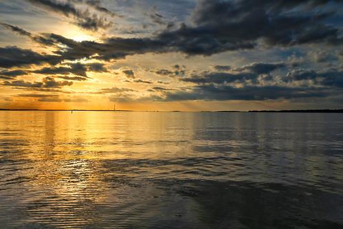 sc sunrise charleston charlestonsc charlestonharbor