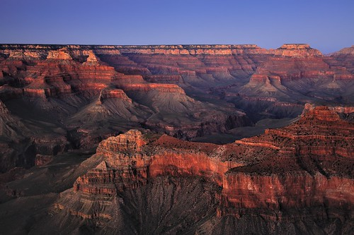 usa unitedstates albertwirtz nationalpark gc bluehour blauestunde abendglühen abendhimmel arizona southrim matherpoint coloradoriver canyon theamericanwest fantasticlandscapes grandcanyonnp grandcanyon landscape natur nature sunset aftersunset twilight goldenhour goldenestunde