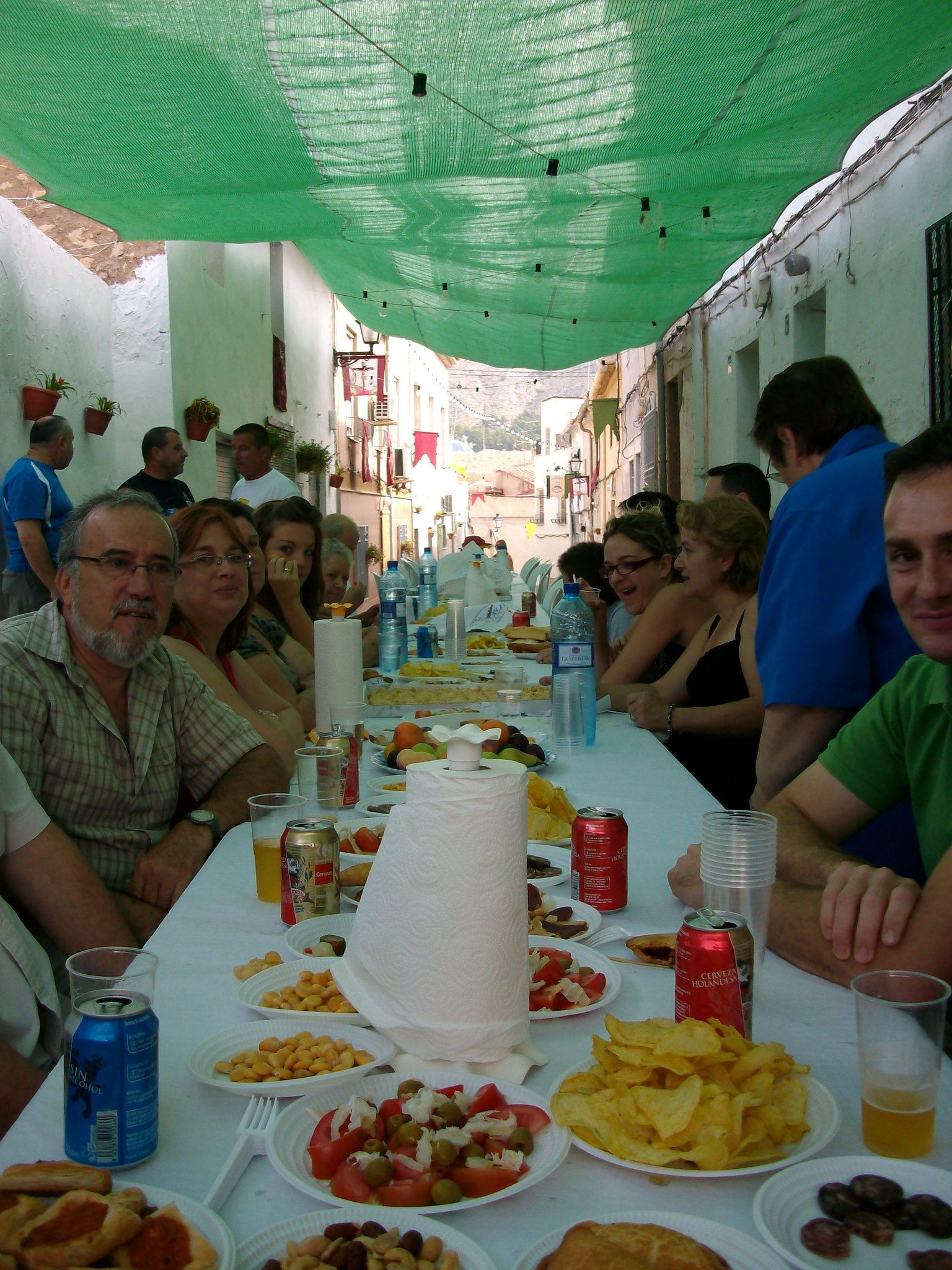 (2011-07-03) Almuerzo calle Cristo - José Vicente Romero Ripoll (03)