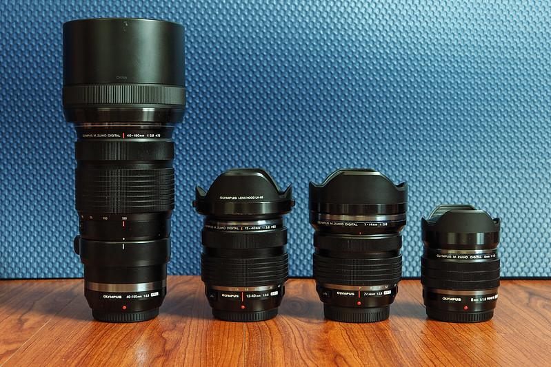 Olympus Pro lens|EM5MK2 EM5MKII