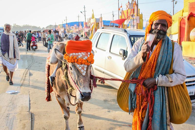 Maha Kumbh Mela festival, India-18