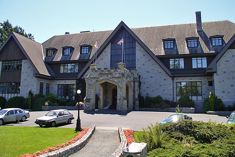 Government House is the office and official residence of the Lieutenant Governor of British Columbia, Canada.