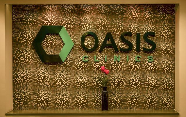 Oasis Clinics Annex Launch