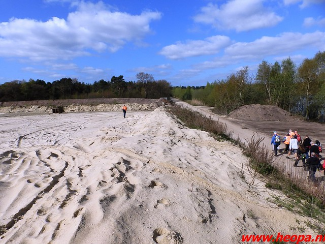 2016-04-20 Schaijk 25 Km   Foto's van Heopa   (28)