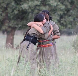 Kurdish PKK Guerillas   by Kurdishstruggle