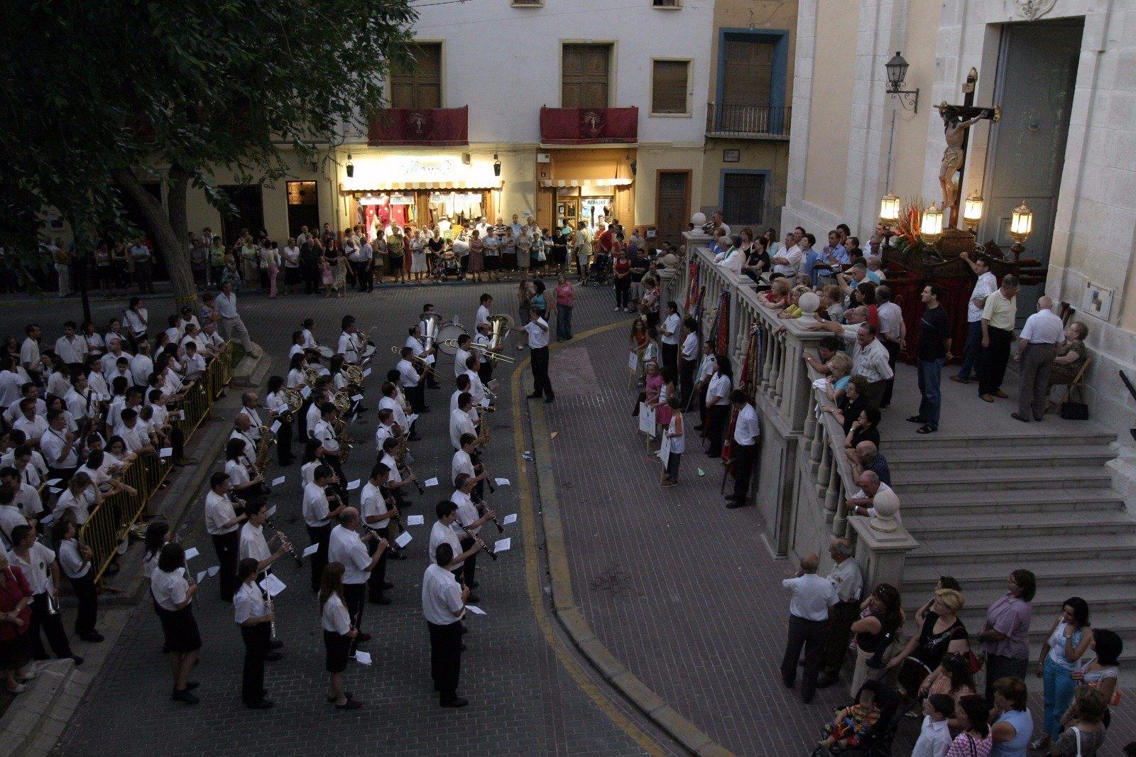(2005-07-02) - Estreno Marcha Procesional  - Vicent Olmos -  (29)