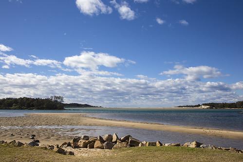 sky seascape beach nature water landscape coast australia nsw newsouthwales aus nambuccaheads canonef24105mmf4lisusm canon6d