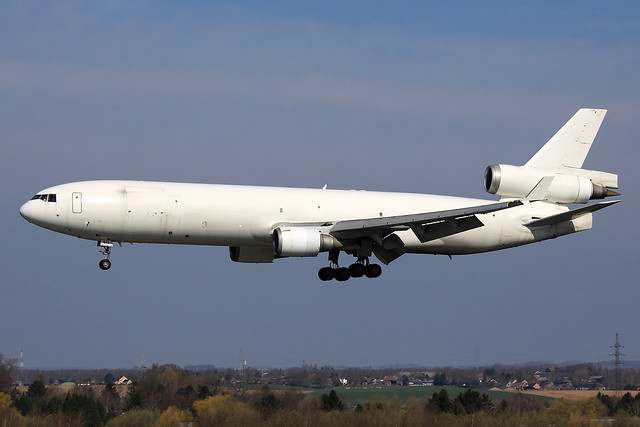 Western Global Airlines McDonnell Douglas MD-11(F) N545JN
