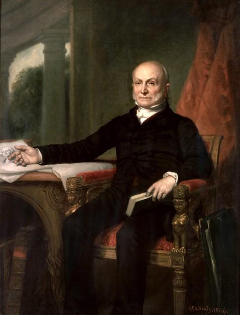 6 John Quincy Adams