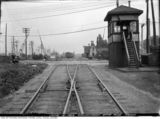 Davenport GTR Station and Yard