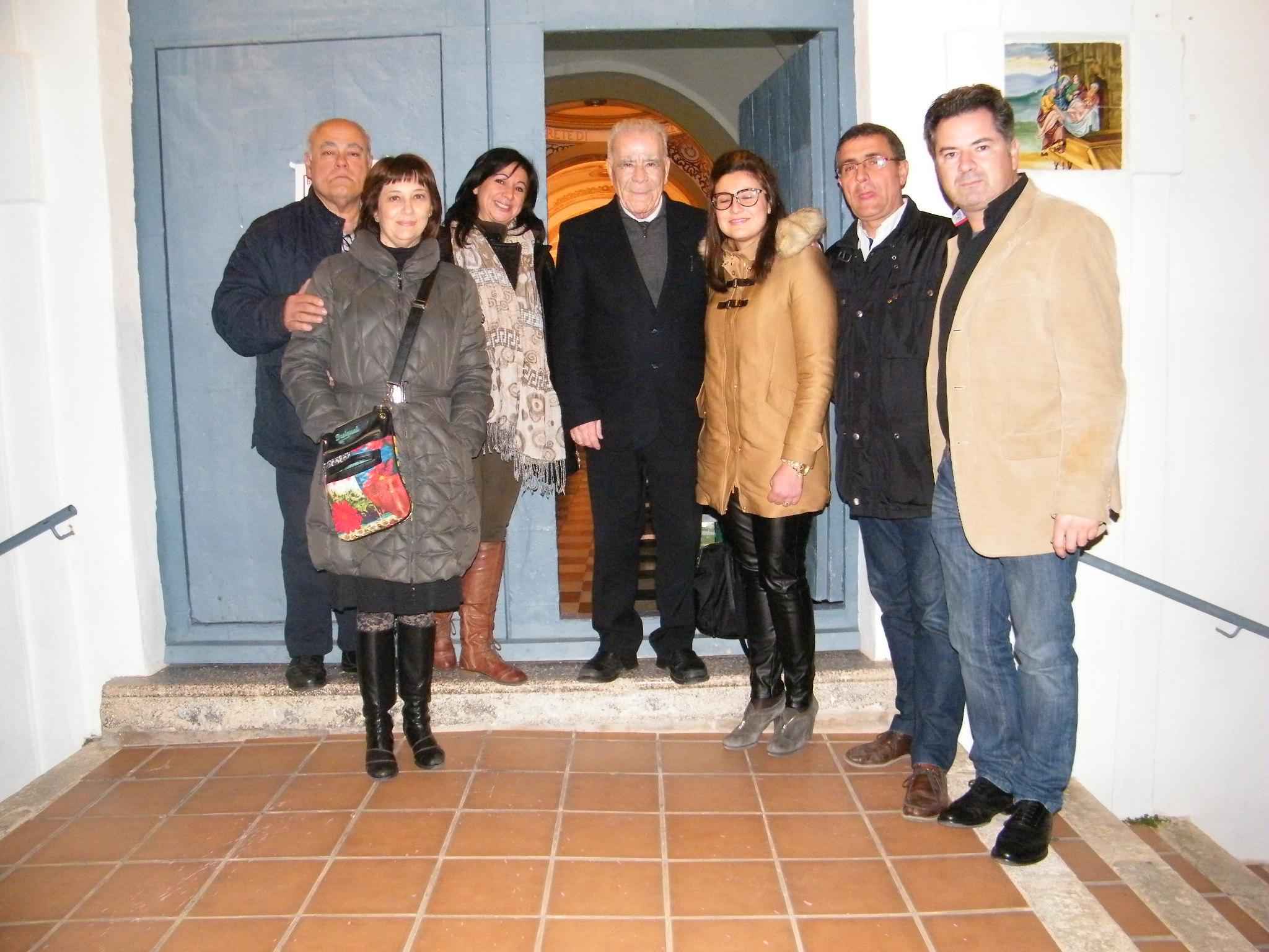ElCristo - Actos - Actuación Musical Solidaria - Grupo Madrigal - (2016-01-29) - Gabriel Segura (04)