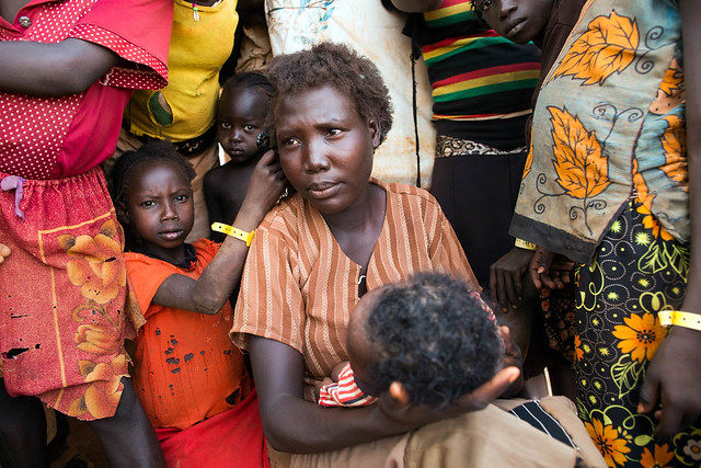 Resettlement of refugees in South Sudan