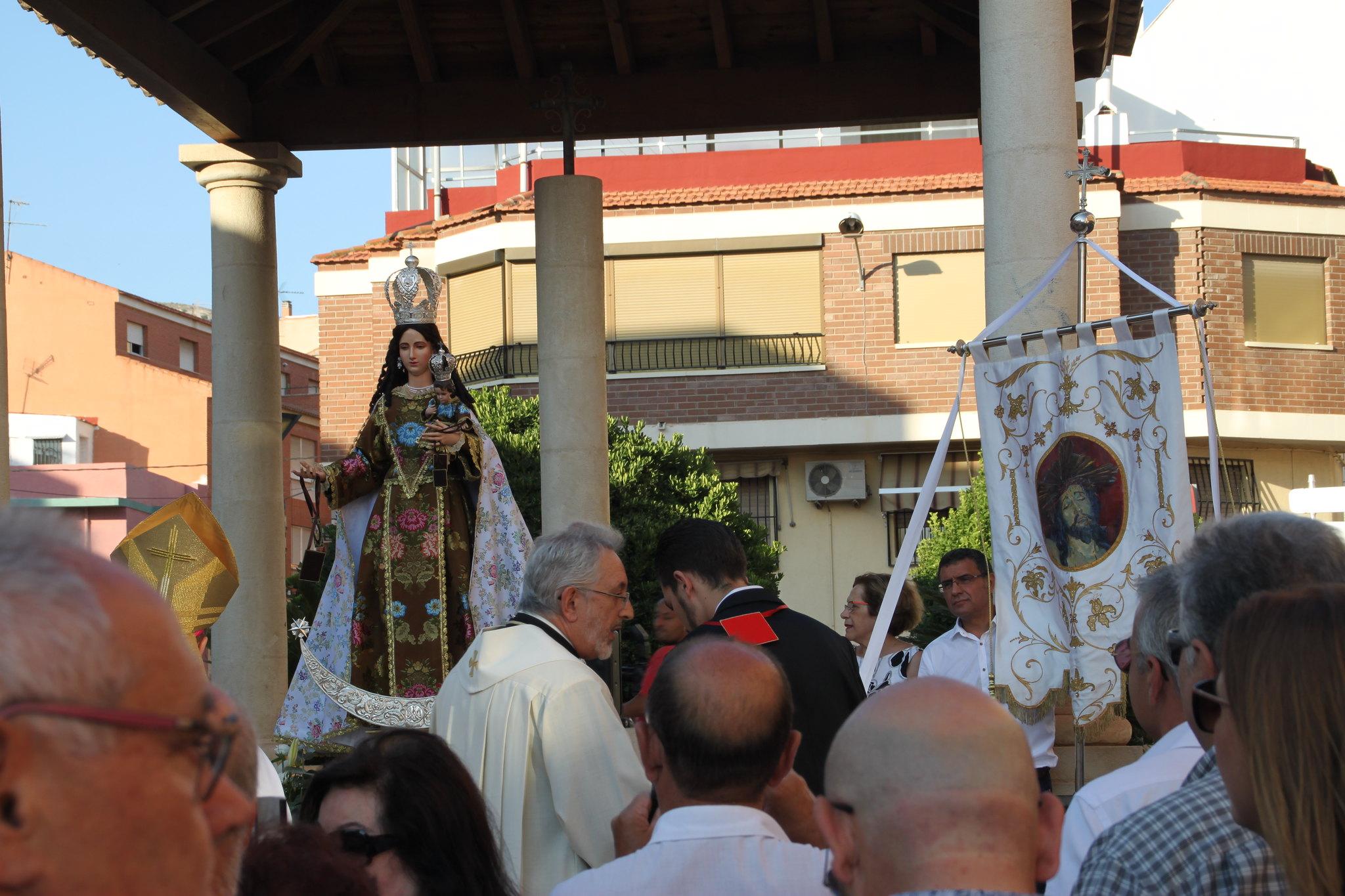 (2015-07-12) - Virgen del Carmen, parroquia La Santa Cruz - Javier Romero Ripoll (70)