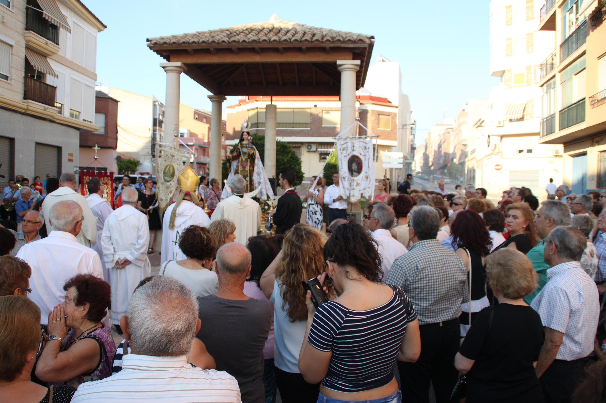 (2015-07-12) - Virgen del Carmen, parroquia La Santa Cruz - Javier Romero Ripoll (108)
