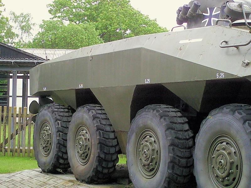 Spahpanzer 2 Prototype 3