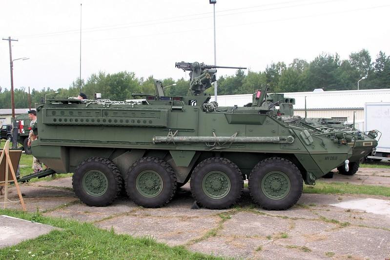 Stryker ICV 1