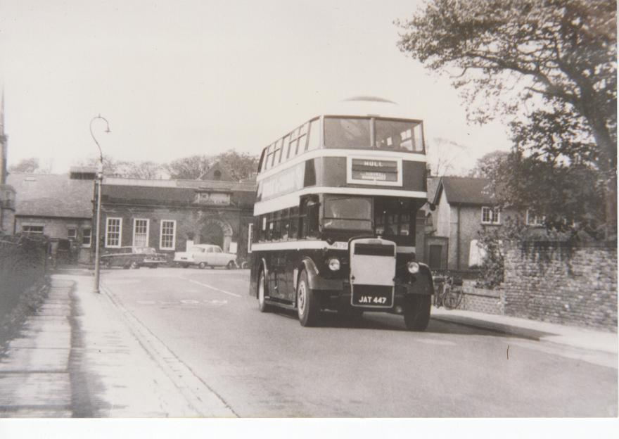Lord Roberts Road, Beverley 1960s (archive ref DDX1525-1-5)