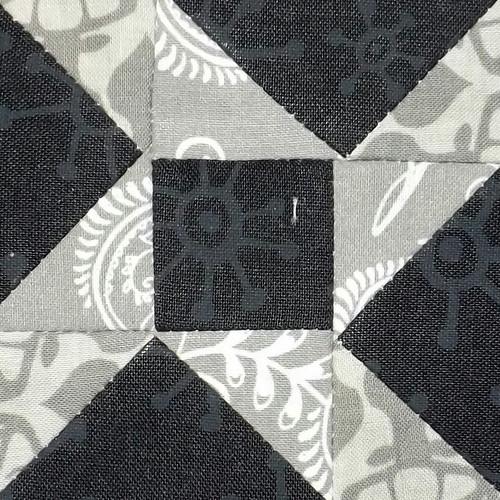 365Challenge_89_EccentricStar | by Grey Cat Quilts