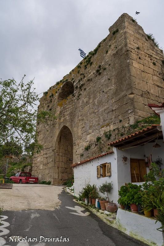 Koroni Castle March 2016