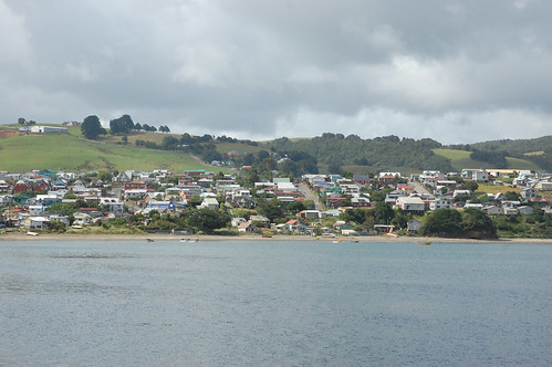 Views from Ancud, Chiloé, Chile | by blueskylimit