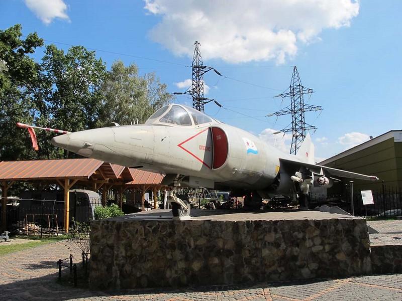 Yak-38M 1