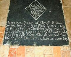 Elizabeth Rutter