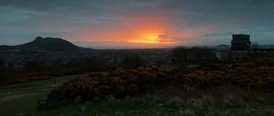 Blackford Hill Sunrise