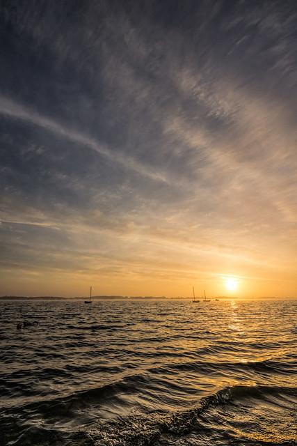 Grafham sunrise