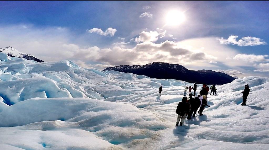 Minitrekking en Glaciar Perito Moreno