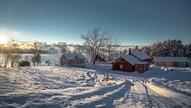 -15C at Sørbråten, Utstranda, Tyrifjorden