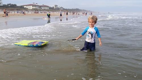 cameraphone ocean beach florida pontevedra everett boogieboard 2015 micklersbeach justeverett galaxys5 december2015