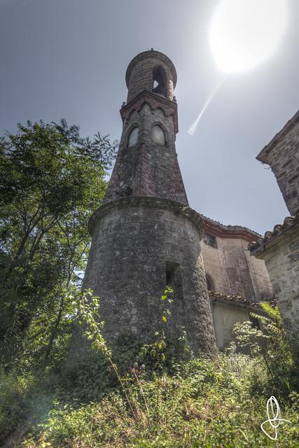 |URBEX| Ex Chiesa Bomboniera