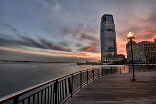 Jersey City Dusk